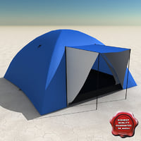 Camping Tent V2