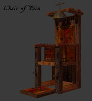 3d chair pain