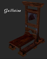 Fantasy Guillotine
