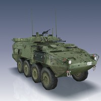 LAV III Light Armoured Vehicle