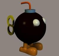 3d model gaming bob