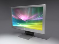 mac monitor 3d 3ds