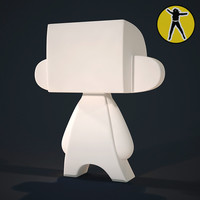 3ds max vinyl toy madl