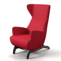 zanotta chair 3d max
