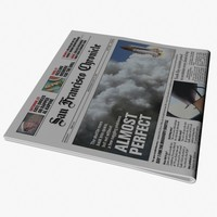 3ds max newspaper