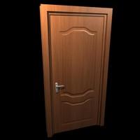 3d door model