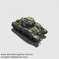 USA_Sherman_tank.rar