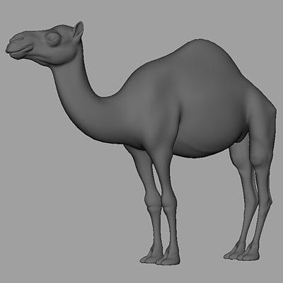 Camel.obj