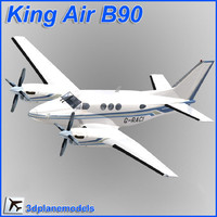 Beechcraft C90 King Air Privavte livery 5