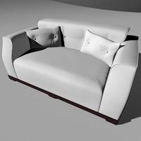 3d mogador sofa promemoria model
