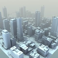 HD_City_St-01_Grey_3DModel