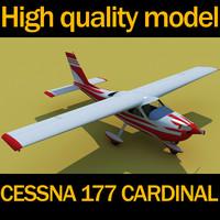 3ds max cessna 177 cardinal