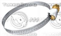 3d model clamp