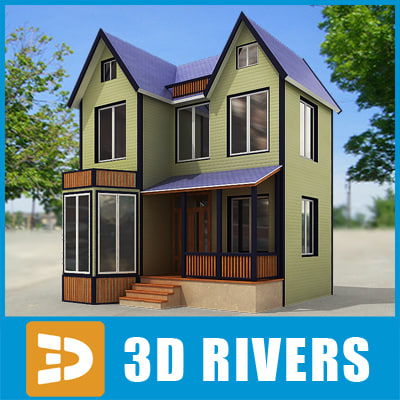 small town house 26_logojpg