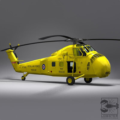 westland wessex max - Wessex_max.rar... by Lobster Productions