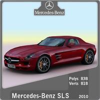 2010 Mercedes SLS