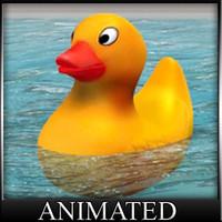Ducky die Badeente