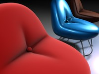 3d seating conco