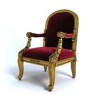 Ralph Lauren - Dukes Host Chair