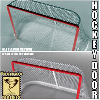 Ice Hockey Door