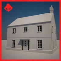 untextured storey family 3d model