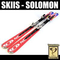 Solomon Alpine Skis