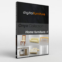 3ds max digital onyx household