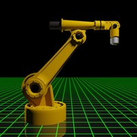 3d robotic arm
