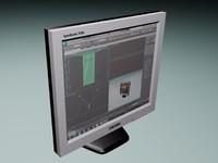 Monitor LCD Samsung SyncMaster910N