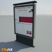 Truax Studio Street Sign