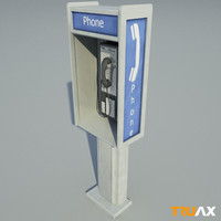Truax Studio Pay Phone
