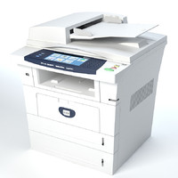 Xerox Phaser copier, scanner, printer