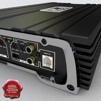 amplifier kicx kap 51 3d max