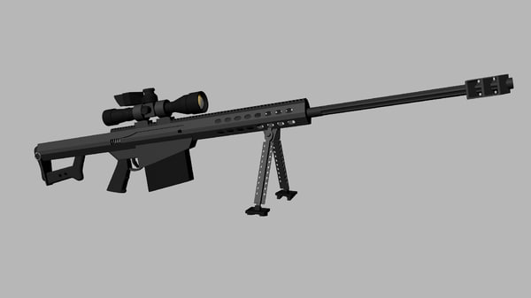 m107 sniper rifle - photo #10
