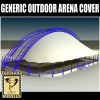 Generic Arena Outdoor Cover