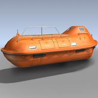 3d enclosed model