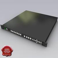 3d presentation scaler kramer vp-723