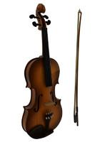 violin bow 3d max