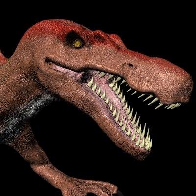 Spinosaurus Egypticus- HD Textured