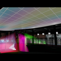 3d nightclub award winning model