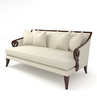 christopher guy sofa 3d model