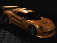 free demo elise 3d model