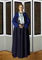 3d hanbok dress