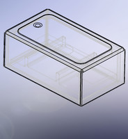 solidworks iphone 3g box dwg free