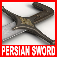 Persian Sword and Sheath