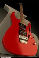 ibanez rg guitar - max
