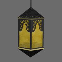maya oriental lantern