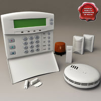 Alarm system collection