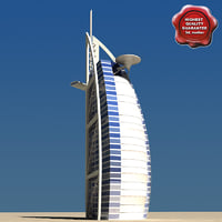 max burj al arab tower