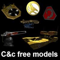 command conquer gdi 3ds free